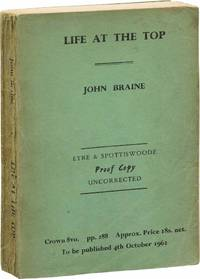 Life at the Top (UK Uncorrected Proof)