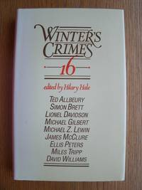 Winter's Crimes 16