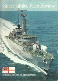 Silver Jubilee Fleet Review.  Official Souvenir Programme