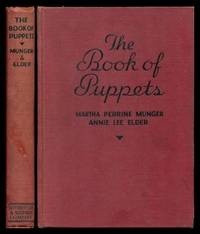 THE BOOK OF PUPPETS - Stage Scenery, Puppets and Plays
