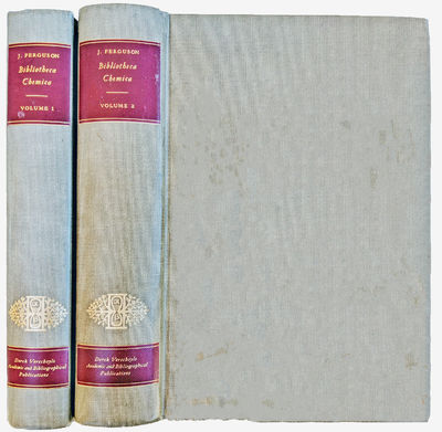 London:: Derek Verschoyle, 1954., 1954. Reprint. Two volumes. 8vo. , xxi, , 487, ; , 598, pp. Khaki ...