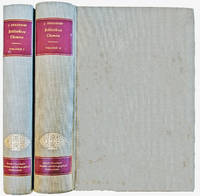 Bibliotheca Chemica; A Bibliography of Books on Alchemy, Chemistry and Pharmaceutics. [Two volumes].