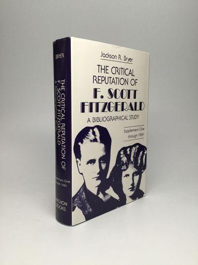 Hamden, Connecticut: Archon Books, 1984. First Edition. Hardcover. Fine/Near fine. First edition thu...