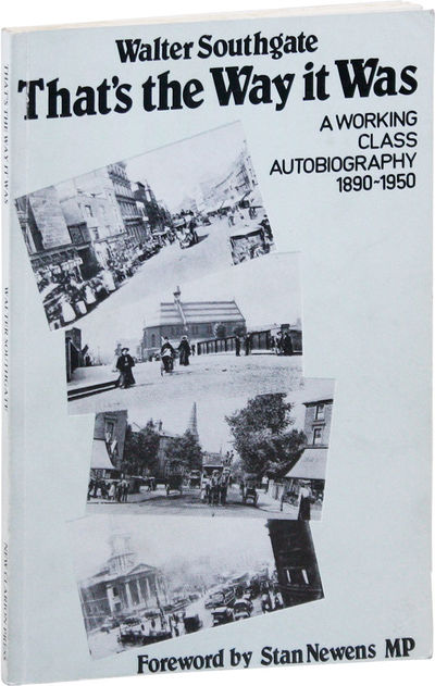 Oxted, Surrey: New Clarion Press, 1982. First Edition. Octavo; illustrated card wrappers; 148pp. Fai...