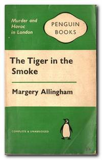 The Tiger In The Smoke by  Margery Allingham - Paperback - Reprint; Third Printing - 1961 - from Books in Bulgaria and Biblio.com