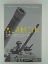 Alamein Paperback Bungay  Stephen