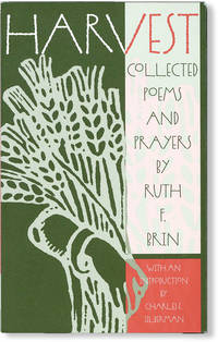 image of Harvest: Collected Poems and Prayers. Introduction by Charlese Silberman