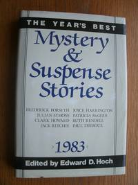 The Year's Best Mystery & Suspense Stories 1983