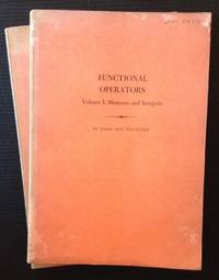 Functional Operators (2 Vols.)
