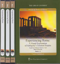 image of Experiencing Rome: A Visual Exploration of Antiquity's Greatest Empire (The  Great Courses, 3430)