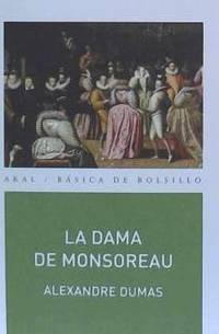 image of La dama de Monsoreau