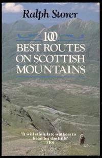 image of 100 BEST ROUTES ON SCOTTISH MOUNTAINS