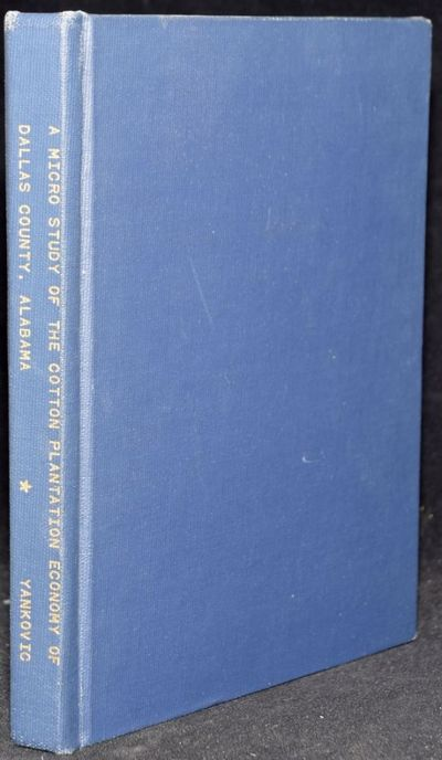 Typescript, 1978. Near Fine binding. This is an authorized facsimile of a 1972 dissertation submitte...