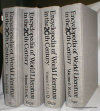 image of Encyclopedia of World Literature in the 20th Century; In Four Volumes
