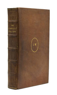 The Compleat Angler; The Lives of Donne, Wotton, Hooker, Herbert & Sanderson; and Miscellaneous Writings. Edited by Geoffrey Keynes