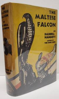 The Maltese Falcon by Dashiell Hammett - Signed First Edition - 1930 - from Heartwood Books  (SKU: HCX1052-2)