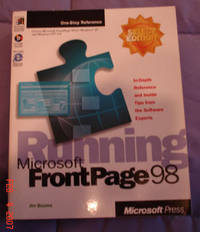 Running Microsoft Frontpage 98 - Select Edition