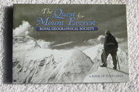 The Quest for Mount Everest: a book of postcards