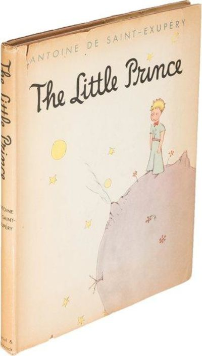 The Little Prince By Antoine De Saint Exupery 1st Edition 1943 From Quintessential Rare Books Llc Sku Abe 1479270456196