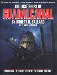 The Lost Ships of Guadalcanal