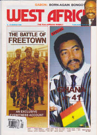 West Africa, No. 4187, 2-15 March 1998 (The Battle of Freetown)