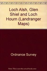 Loch Alsh, Glen Shiel and Loch Hourn (Landranger Maps) by Ordnance Survey - Paperback - from World of Books Ltd and Biblio.com