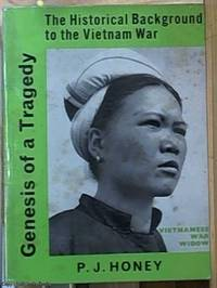 image of Genesis of a Tragedy; The Historical Background to the Vietnam War