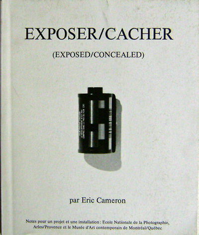 Montreal: Musee d'Art contemporain de Montreal/Quebec, 1993. First edition. Paperback. Near Fine. Fi...