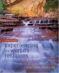 image of Experiencing the World's Religions:  Tradition, Challenge and Change