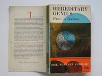 image of Hereditary genius