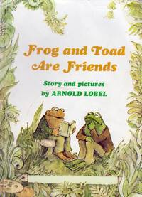 collectible copy of Frog and Toad Are Friends