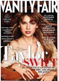 image of VANITY FAIR - TAYLOR SWIFT
