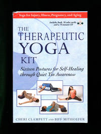 The Therapeutic Yoga Kit, with Book, CD and Color Cards