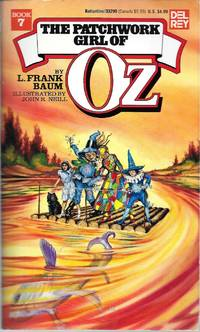 The Patchwork Girl of Oz by L. Frank Baum - 1979