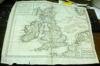 Nuova Carta dell' Isole Britanniche divise nei tre Regni d'Inghilterra, di Scozia, e d'Irlanda by [L'Isle (Guillaume de)]
