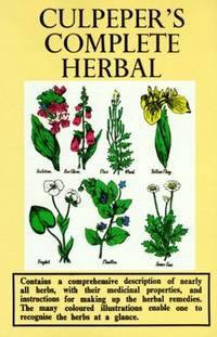image of Culpeper's Complete Herbal