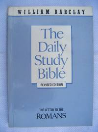image of THE DAILY STUDY BIBLE: THE LETTER TO THE ROMANS