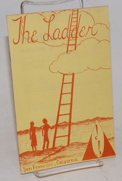San Francisco: Daughters of Bilitis, 1957. Magazine. 32p., including covers, 5.5x8.5 inches, very go...