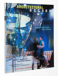 Architectural Record Magazine June 2000, 06/2000: Frank Gehry
