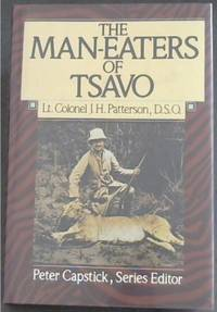 image of The Man-Eaters of Tsavo (Peter Capstick Library Series)
