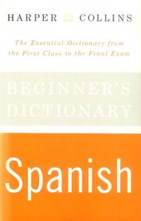 image of Beginner's Spanish Dictionary