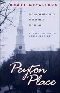 image of Peyton Place (Hardscrabble Books-Fiction of New England)