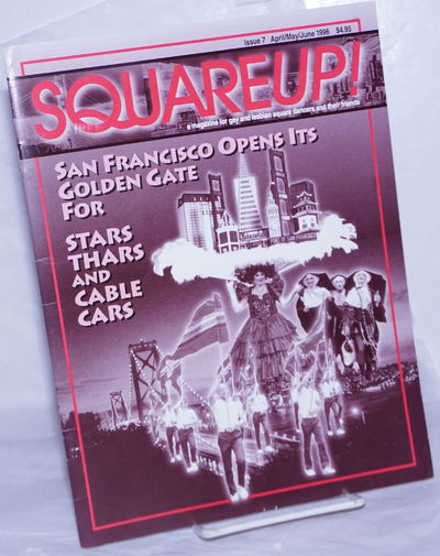 Albuquerque: Squareup!, 1996. Magazine. 20p. includes covers, 8x10.5 inches, articles, reviews, news...