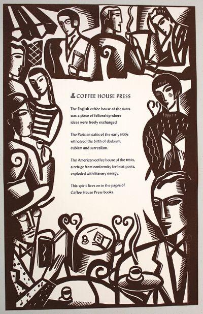 : Coffee House Press, n.d., 1992. 19.5