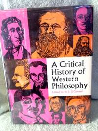 image of A Critical History of Western Philosophy