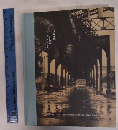 Tokyo: Tokyo Photographic Art Museum, 2018. Hardcover. VG. BW-photographic and aqua boards with whit...