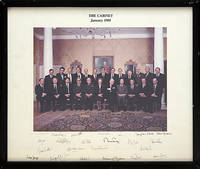 Official cabinet photograph, January 1985.