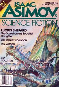 Isaac Asimov's Science Fiction Magazine September 1988