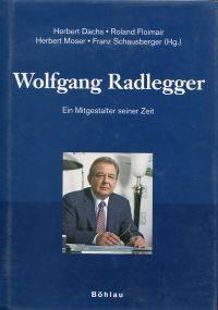 Wolfgang Radlegger.