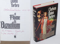 image of A Flame in Byzantium: a novel of Olivia [#1 signed]